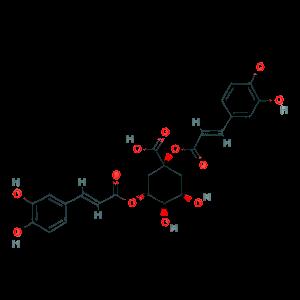 Dicaffeoylquinic Acid, 1,5- 19870-46-3