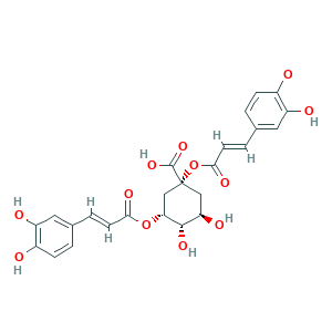 Dicaffeoylquinic Acid, 1,3- 30964-13-7