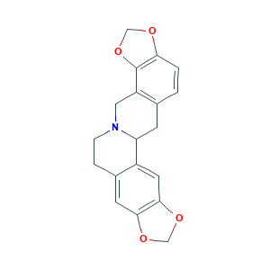 Tetrahydrocoptisine 4312-32-7