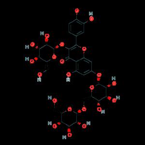 Quercetin 3-O-β-D-glucose-7-O-β-D-gentiobioside 60778-02-1