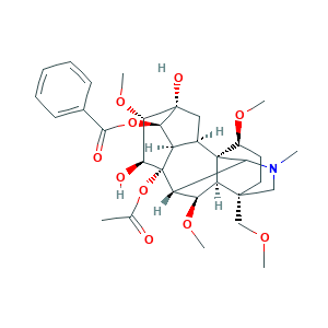 Hypaconitine 6900-87-4