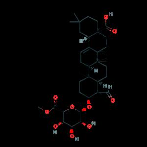 Methyl(gypsogenin-3-O-β-D-glucopyranoside)uronate 96553-02-5